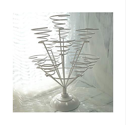 r Hochzeit Bouquet Form Roll Ständer Dessert Werkzeug Kuchen Dekorieren Tools Halloween Dekoration B ()