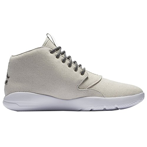 Nike Hommes Eclipse Chukka Textile Trainers Light Bone Noir