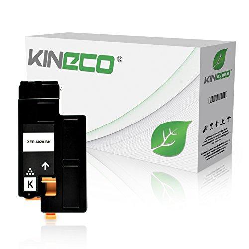 Toner kompatibel zu Xerox Phaser 6020, 6022, 6027, WorkCentre WC 6025, 6027 - 106R02759 - Schwarz 2.000 Seiten