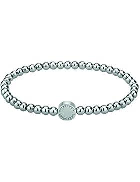 LIEBESKIND BERLIN Damen-Armband Edelstahl mattiert 17 cm