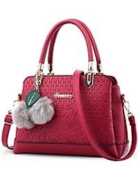 30339d41d NICOLE & DORIS Bolso de Mano para Mujer Top Asas Bolsos de Hombro de Moda  Bolsos