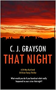 That Night (DI Max Byrd & DI Orion Tanzy Boo