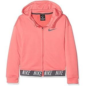 Nike Mädchen Kapuzenpullover Dry Full-Zip Core Studio