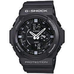 Casio G-Shock Reloj Analógico/Digital de Cuarzo para Hombre con Correa de Resina – GA-150-1AER