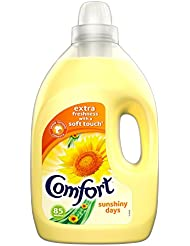 Comfort Sunshine Fabric Conditioner 3 Ls, (85 Washes)