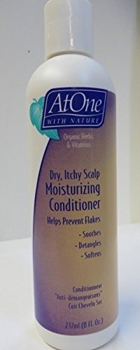At One Dry Itchy Scalp Moisturizing Conditioner 8oz -