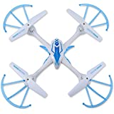 SUPER TOY Drone 2.4G 6CH 6Axis Gyro RC Quad Drone Flying Toys with 3D Flip Professional Rc