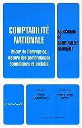 Comptabilité nationale : Valeur de l'entreprise, mesure des performances économiques et sociales