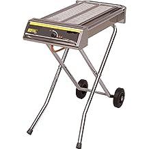OFERTA ESPECIAL Mesa plegable gratis y barbacoa de gas plegable 870 x 290mm Buffalo