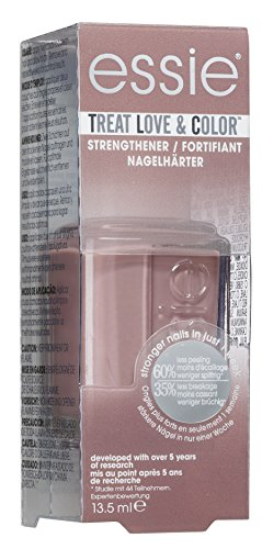 Essie Treat Love und Color Pflegender Nagellack, Nr. 90 on the mauve, 13,5 ml