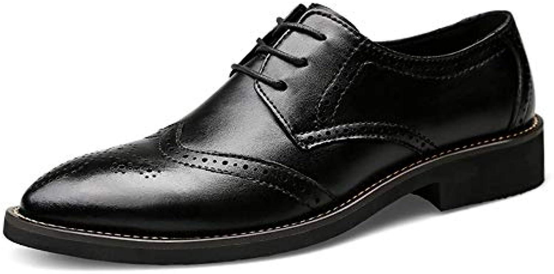 Scarpa Classica da Uomo in Oxford Stile Casual Comfort Traspirante e Stile Inglese Scarpe da Cricket | Lo stile più nuovo  | Uomo/Donne Scarpa