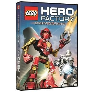 Bild von Lego hero factory : l'ascension des débutants [FR Import]