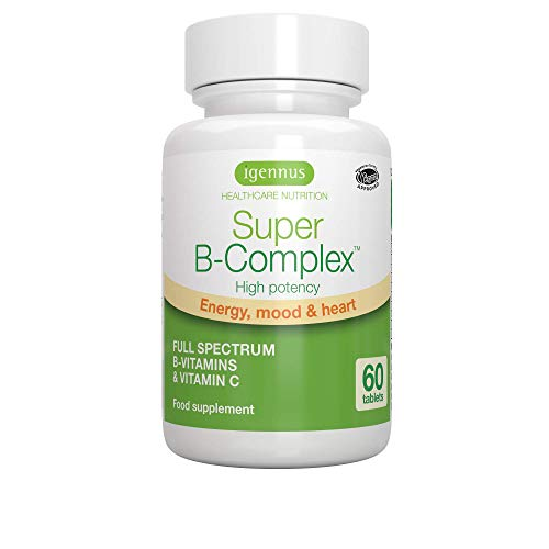 Super B-Complex – High Strength Vitamin B Complex with for sale  Delivered anywhere in UK
