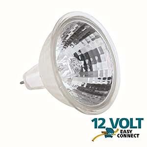 Luxform Low Voltage Halogen Spiegellampe/20 Watt, weiß