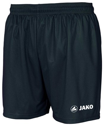 Jako Manchester Sporthose schwarz schwarz, 6 (M) (Sport Shorts)