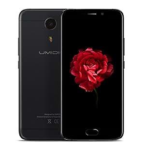 UMIDIGI Plus E Smartphone (5.5 Zoll (14 cm) Display, 4G Dual SIM, 6GB RAM 64GB ROM, Helio P20 MT6757 A53 2.3 GHZ, 13MP/5.0MP Kamera, Fingerabdruckscanner, Android 6.0)