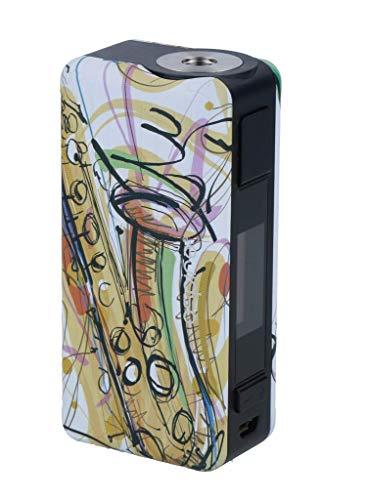 Aspire Puxos Akkuträger - bis zu 100 Watt Leistung - 18650er/20700er/21700er Akku einsetzbar - Farbe: P7