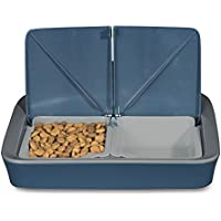 PetSafe Digital Two Meal Automatic Pet Feeder, Blue 2 x 200 g trays, 4 day programming