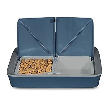 PetSafe - Distributeur Automatique de Croquettes et Nourriture Digital pour Chat et Chien, 2 Repas Programmables (355ml), Sans BPA, Ecran Digital, Minuterie