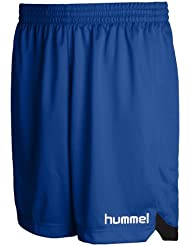 Hummel Roots Shorts - Pantalones, tamaño XXL, color azul