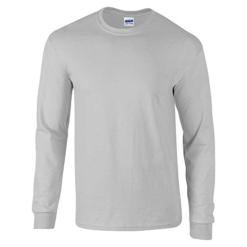 GILDANHerren T-Shirt grau - Sport Grey