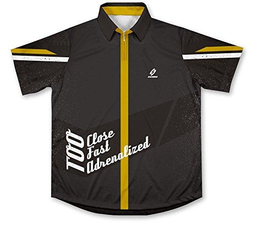 Road Pit Crew Racing Hemd für Mechaniker (Shirt Crew Pit Racing)
