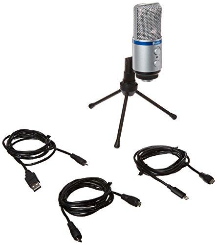 IK Multimedia IPIRIGMICSTDSIL - Micrófonos