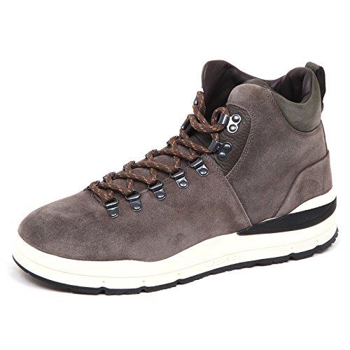 check out 9810a 373e3 E0512 Sneaker uomo Taupe/Grey WOOLRICH John Rich & Bros Suede Shoe Man  [44.5 EU]