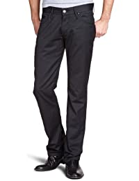 SELECTED HOMME Herren Hose 16012198 Louis4 Bluestar Black Pants