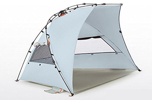 Terra Nation Reka Kohu UV Plage Ombre Tente UPF50...