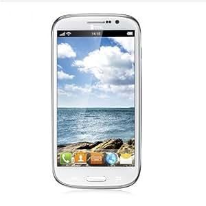 ThL W8 Beyond - 5,0 pouces FHD (1920 * 1080) écran 1.5GHz quad core Android 4.2 Smartphone MTK6589T 1G RAM 16 Go 13MP GPS (Gris, Blanc)