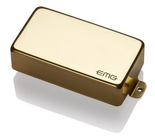 EMG EM920129 60 Humbucker Pickups per Chitarre Elettriche Cassa in Acciaio, Oro