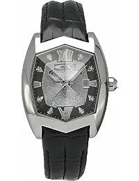 Chronotech–ct7964m-02–Reloj cuarzo–pulsera piel negro