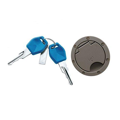 Tankdeckel inkl. Schlüssel Maxtuned für MBK Nitro / Yamaha Aerox, Original - Look