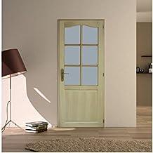 Porte interieur vitree for Porte interieur hetre