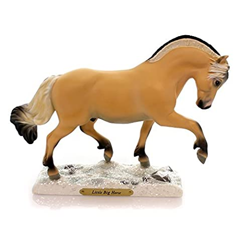 Trail Of Painted Ponies LITTLE BIG HORSE Polyresin Norwegian Fjord Horse 4053765 by The Trail of Painted Ponies