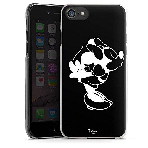 Apple iPhone SE Hülle Case Handyhülle Disney Minnie Mouse Merchandise Geschenke Hard Case transparent