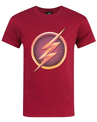 official-flash-tv-logo-mens-t-shirt-xl