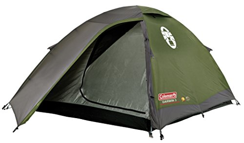 Price comparison product image Coleman Weatherproof Darwin Unisex Outdoor Dome Tent available in Green - 3 Persons