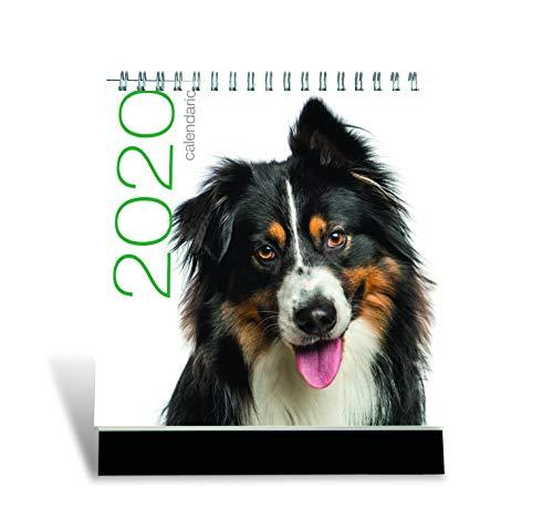 Edizioni Calendario Cani 2020 da Tavolo