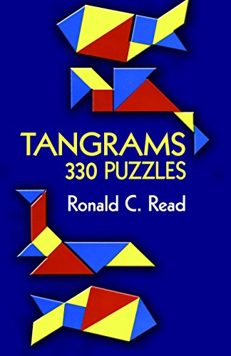 Tangrams: 330 Puzzles (Dover Recreational Math) PDF Descarga gratuita