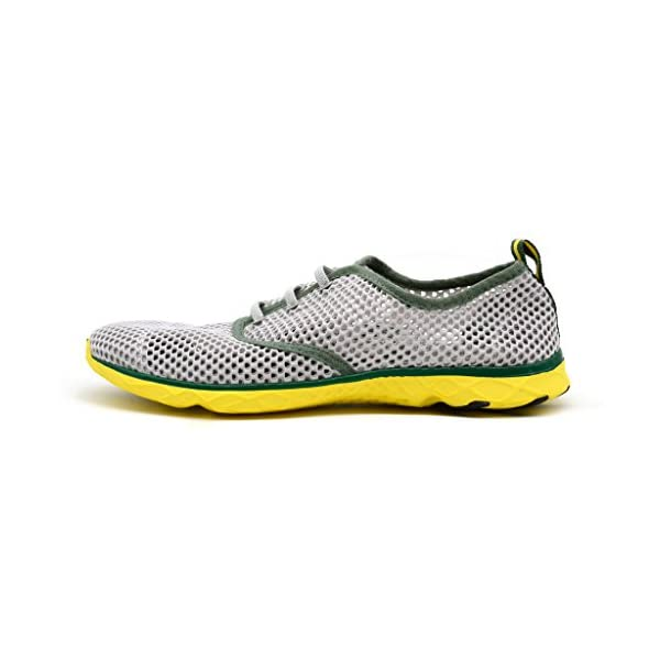 buy online 6f224 10795 Arcweg Chaussures de Plage Semelle à Trou Chaussures Aquatiques ...