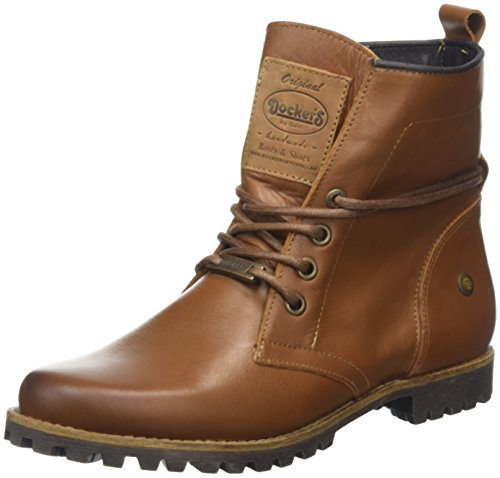 Dockers by Gerli Damen 41IY202 Chukka Boots, Braun (Cognac 470), 38 EU