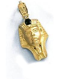 LIOR - Colgante Oro 18k (750) Tutankamon -9.5gr