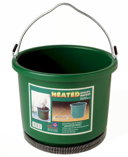 Farm innovatoren Beheizte Bucket