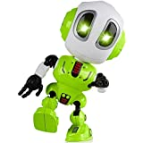 ALLCELE Fun Recording Talking Robot for Boys little Kids toys,Childrens toys,Education Toys For Toddlers Kids Birthday Presents, Best Gifts for 3-12 Year Old Boys Toy Age 3-12 (Green)