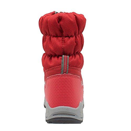Kefas - Snow Man 2924 - Apres Ski Junior Rouge