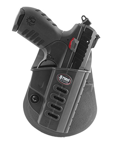 Fobus Conceal carry Belt ROTO Rotating Holster for Ruger SR22