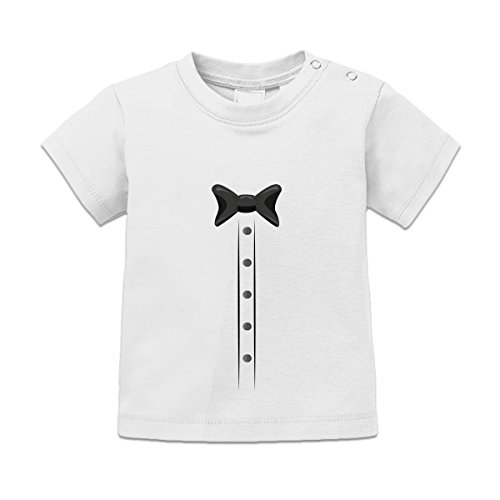 Fly Effect Baby T-Shirt by (80's Fly Mädchen Kostüm)