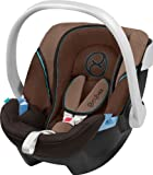 Cybex 511102011 Aton Coffee - brown , Babyschale Gruppe 0 +